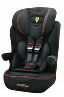 Ferrari Baby Car Seat I-max Gt - Group 1/2/3 9-36kg Model 2016 Made In France