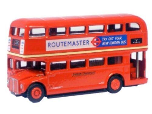 Routemaster Doppeldecker Bus Oxford NRM001 Spur N NEU