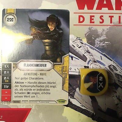 Star Wars Destiny Durch die Galaxis  #72 Biggs Darklighter Deutsch
