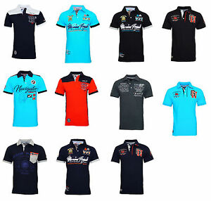 Geographical-Norway-Polo-Shirt-Poloshirt-5-Modelle-in-vers-Farben-M-L-XL-XXL-3XL