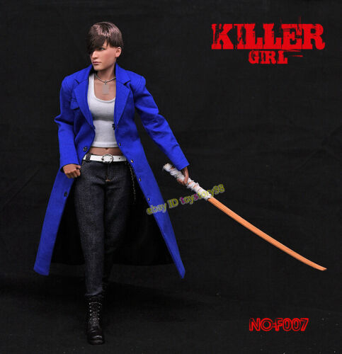 SWTOYS FS007 1//6 SCALA Ragazzaccia KILLER Girl Action Figure Giocattolo del modello in magazzino Nuovo
