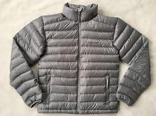 Marmot Men's 700 Fill Down Insulated Jacket SMALL Steel Gray Coat #96780 NWT