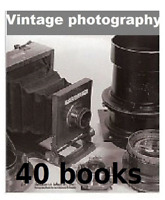 Classic vintage camera photography 40 books collection dvd rom