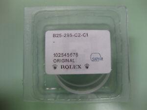 New-Genuine-Rolex-Sapphire-Crystal-Glass-25-295-C2-BNIP-Submariner-GMT-Explorer