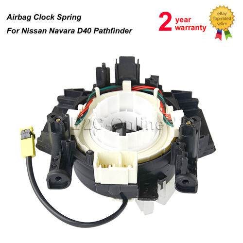 Spiral Cable Clock Spring Airbag For Nissan Navara D40 Pathfinder 25567EB301 New