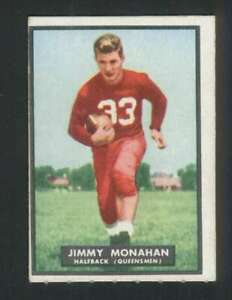 1951 Topps #1 Jimmy Monahan EX/EX+ RC Rookie 133306