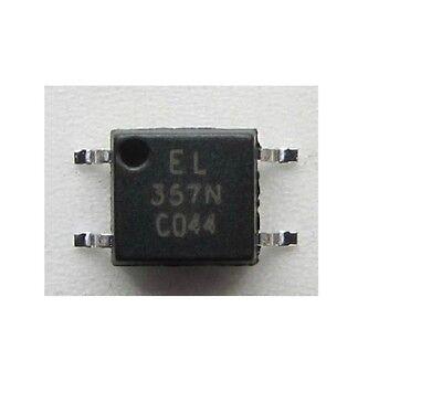 50Pcs EL357N-C EL357N SOP-4 Optocoupler NEW GOOD QUALITY