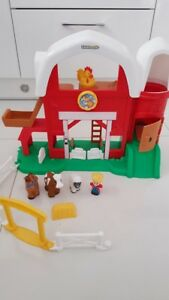 FISHER-PRICE-LITTLE-PEOPLE-fun-sounds-farm-animals
