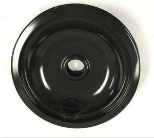 Frigidaire Kenmore Gibson 8 Quot Black Burner Drip Pan Bowl