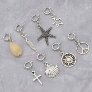 Hair-Braid-Dreadlock-Beads-Clips-Cuff-Hair-Ring-Jewelry-Unisex-5pcs-Pendant-DIY