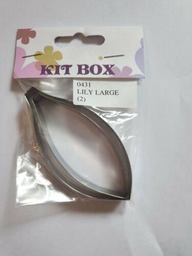 Sugar Craft Flower Kit Box Cutters