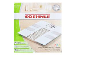 Soehnle-63815-Digitale-Koerper-Analysewaage-BODY-BALANCE-EASY-SHAPE