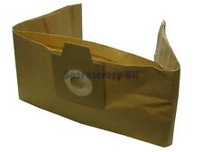 To fit Cleanfix S05 Vacuum Cleaner Paper Dust Bag 5 Pack