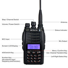 Retevis RT23 Walkie Talkie Croce-Band Ripetitore UHF+VHF bidirezionale radio Y