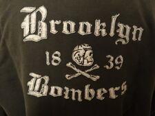 Polo Ralph Lauren Rugby Varsity Skull Jacket - XL Giacca/Felpa Brooklyn Bombers