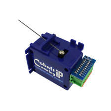 6 Pack DCP-CB6IP DCC Concepts COBALT ip Slow Action Analogue Point Motor