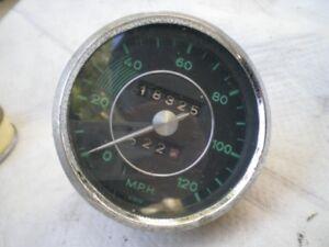 Porsche-356-Speedometer