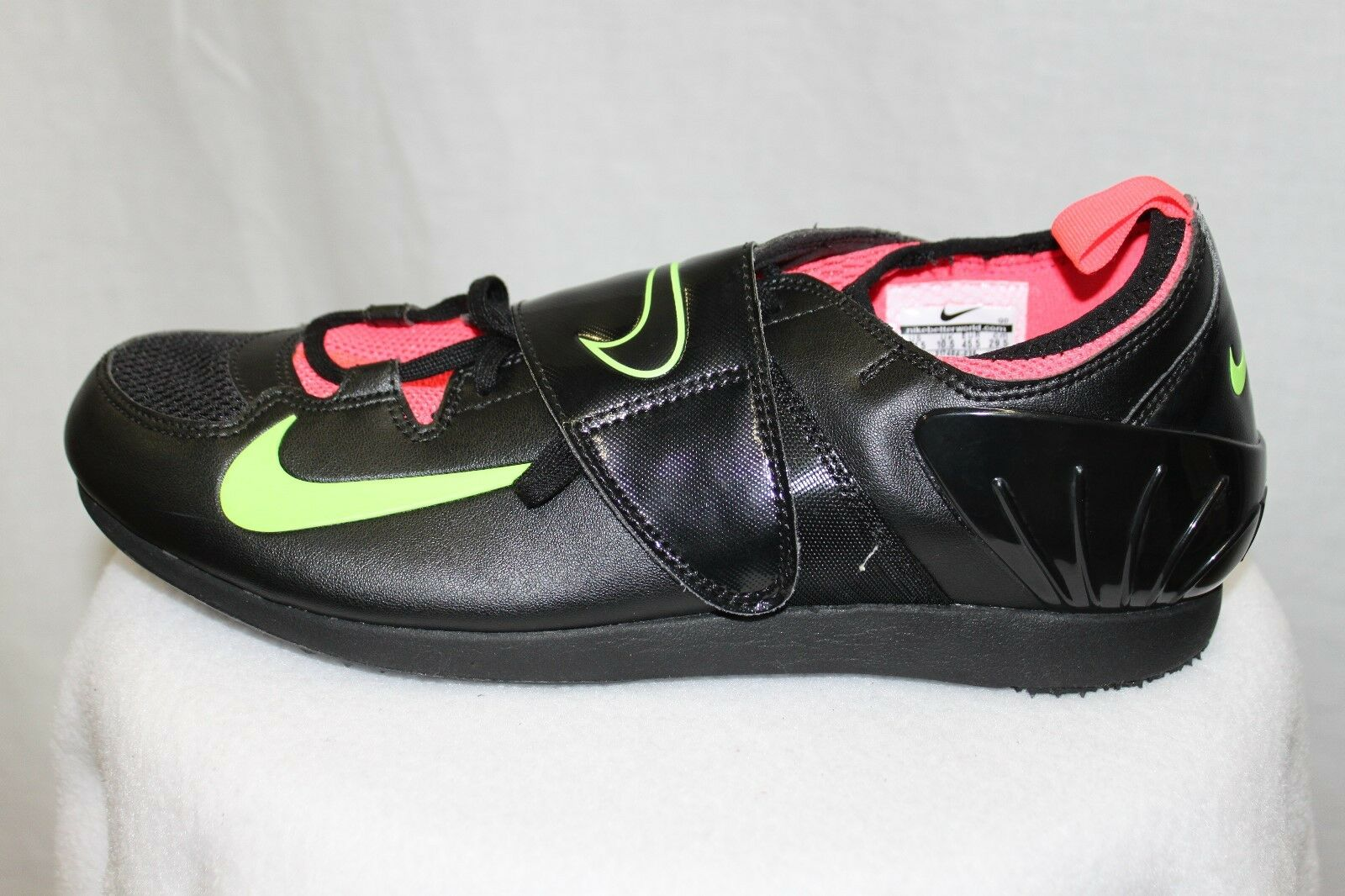 Nike Zoom PV Pole Vault II Track Field shoes Jumping Spikes MSRP  120 NEW