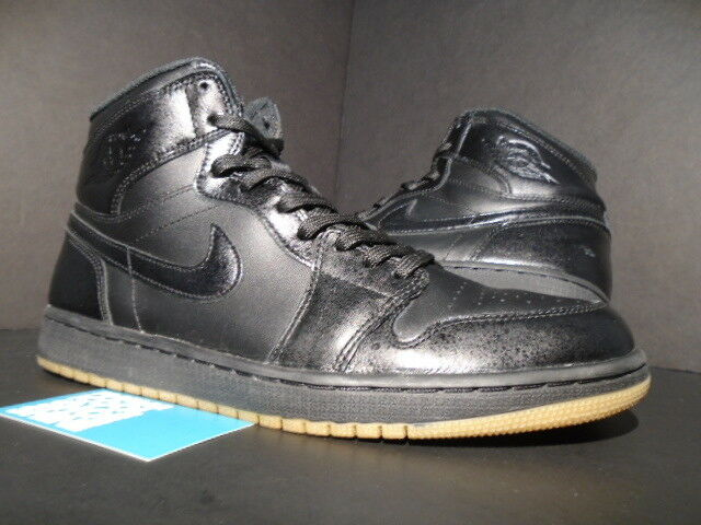 Nike air jordan - retro 'alto og chewingum nero marrone oro generato 555088-020
