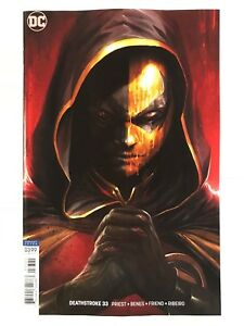 Deathstroke-33-vs-Batman-Mattina-Variant-DC-Comic-1st-Print-2018-unread-NM