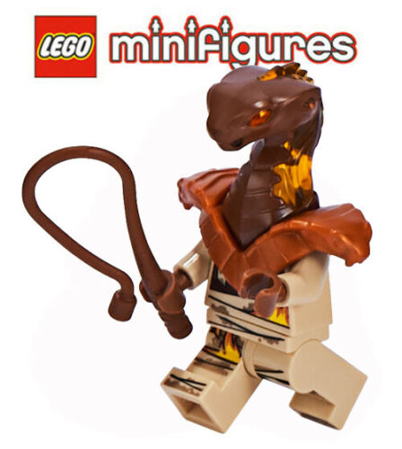 LEGO® NINJAGO® Minifigur Pyro-Peitschenkrieger aus dem Set 70675