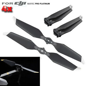 2-Pairs-DJI-Noise-Reduction-Quick-Release-Propeller-For-DJI-Mavic-Pro-PLATINUM