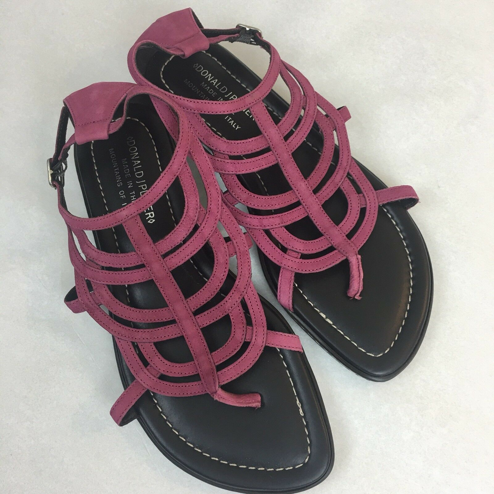 Donald J Pliner Women's  Made Gladiator Sandals Size 7M