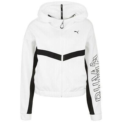 Puma hit feel it Sweat JacketJacketTrack Jacket Womens 518323 05 Choose Size | eBay
