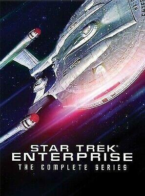 Star Trek:  Enterprise:  The Complete Series New DVD! Ships Fast!