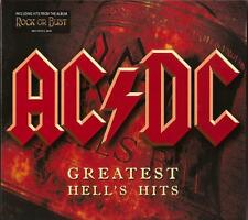 AC/DC Greatest Hits Best Songs 2CD in Cardboard Box Sealed Rock Or Bust
