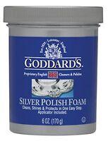 Goddards 707085 Foam Silver Polish, 6 Oz, New, Free Shipping on Sale