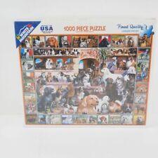 DOWDLE FOLK ART COLLECTORS JIGSAW PUZZLE AMISH QUILTS 500 PCS #00057