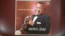 Jonah Jones Muted Jazz Original Vinyl LP Album Capitol T-839 MONO VG++/EX