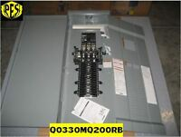 Low Price Square D Qo330mq200rb Panel Outdoor 3r 200a Main Breaker