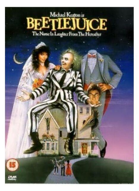 Beetlejuice [New DVD]