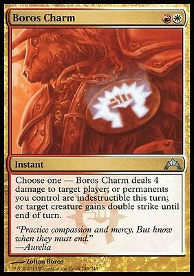 TALISMANO BOROS - BOROS CHARM Magic GTC Mint