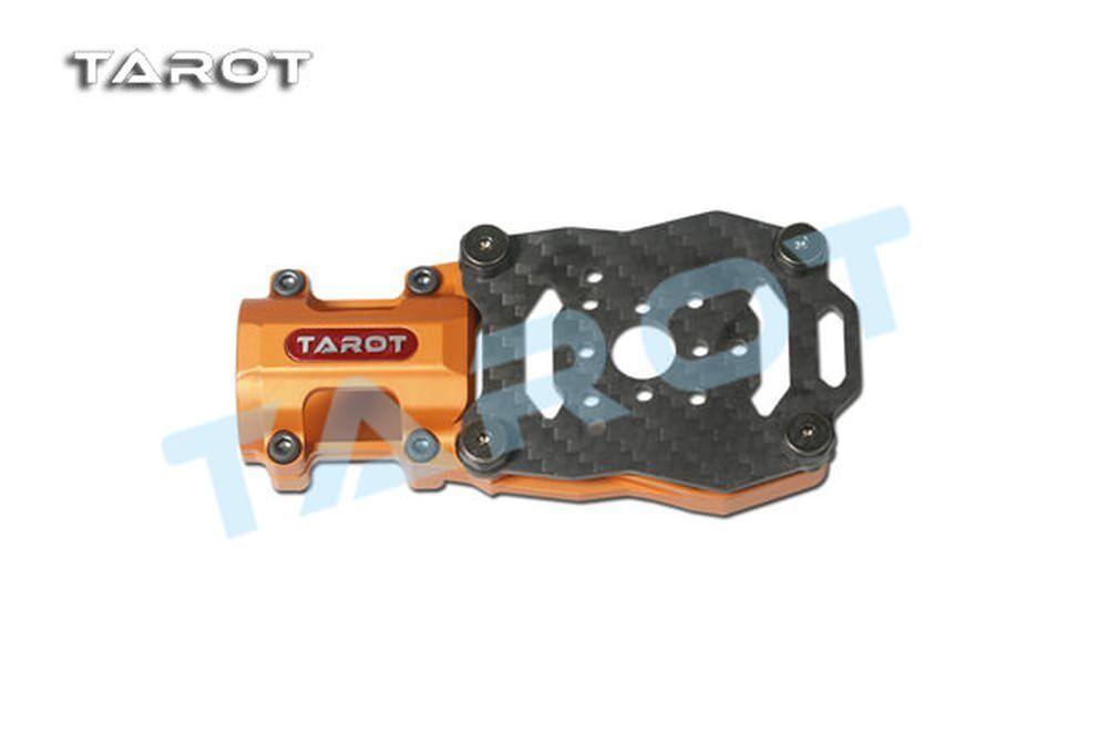 Tared TL96028 Motorhalterung schwingungsgedämpft orange für für für 25mm Rohre 891f69