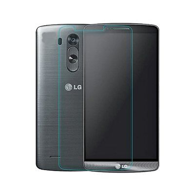 Premium LG G3 0.3ml Tempered Glass Screen Protector Oleophobic 9H Protection