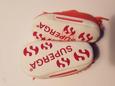 superga canvas sneaker baby mädchen 16
