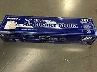 401 Air Filter Replacement For Aprilaire 2400 Air Cleaners
