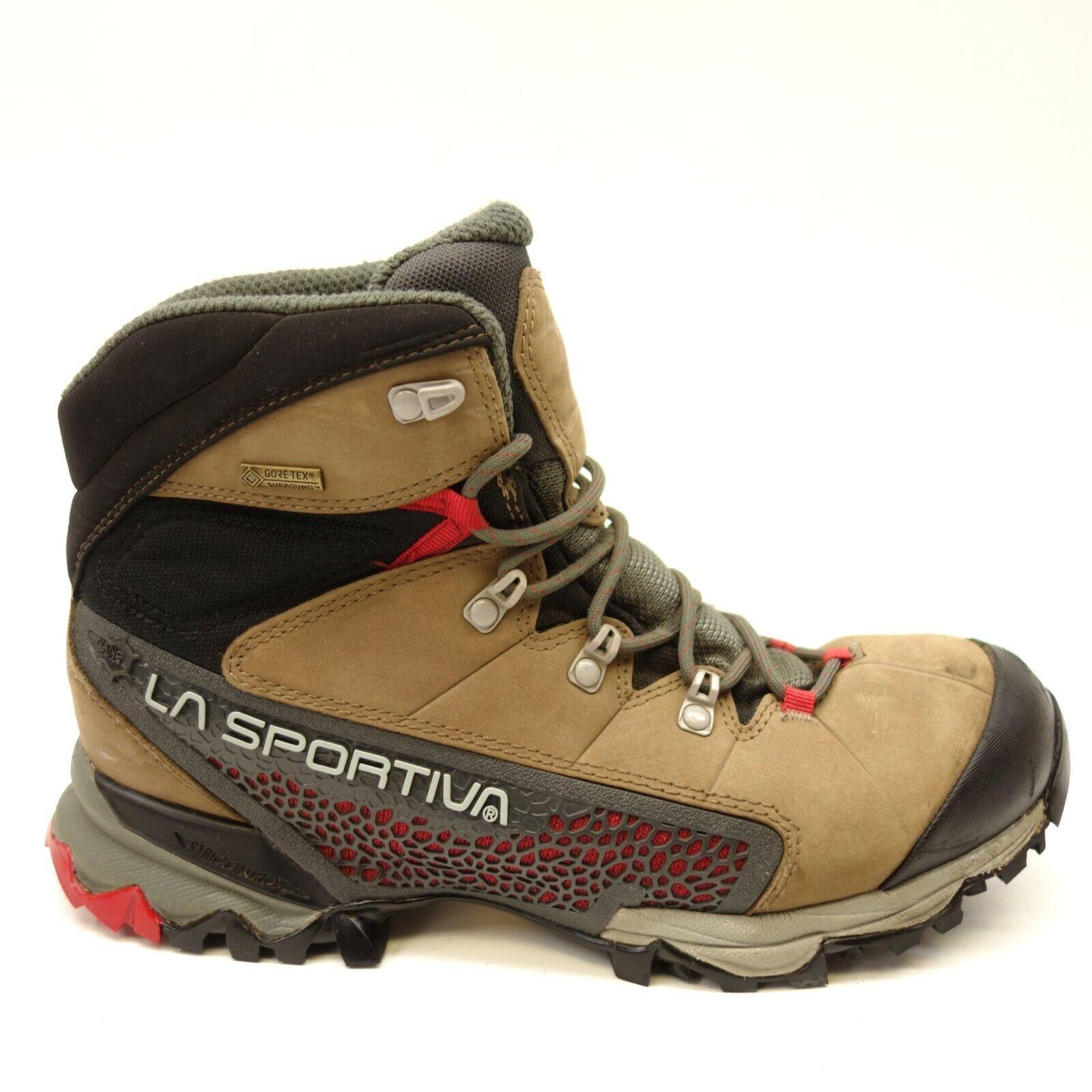 negozio fa acquisti e vendite La La La Sportiva donna Marrone Nucleo High GT Waterproof Hiking stivali Sz US 9.5 EU 41  negozio online