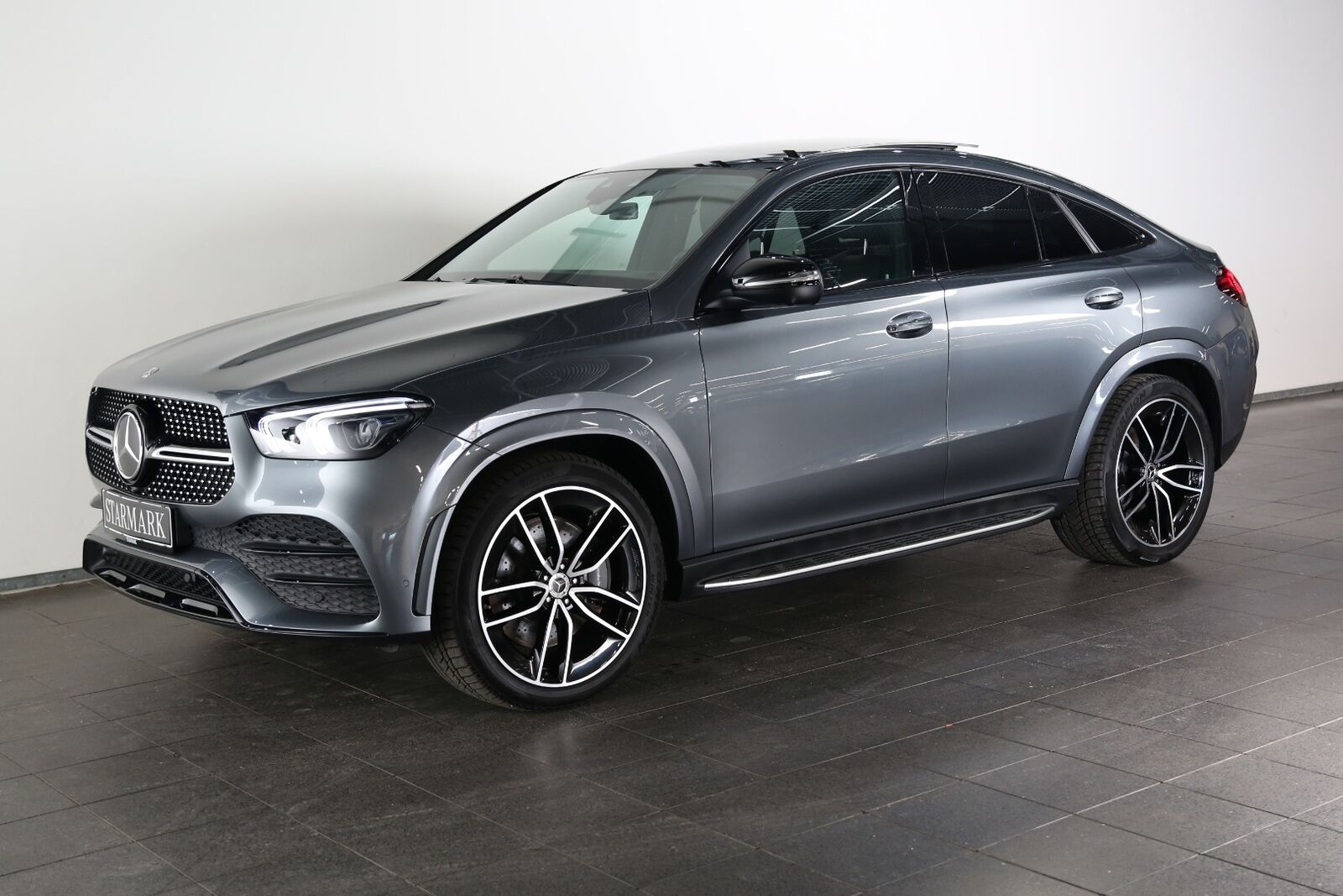 Mercedes-Benz GLE400 d 2,9 Coupé aut. 4Matic