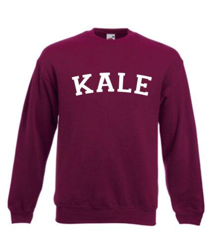 Kale Beyonce knowles sweatshirt top new jumper 7//11 flawless 4 colours health