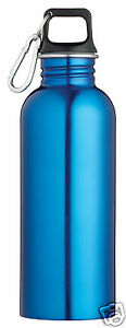 Kitchen-Craft-Stainless-Steel-Sports-Drink-Bottle-750ml-Various-Colours-CMSB750
