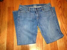 Old Navy Junior Size 10 Short THE DIVA Denim Jeans 5 Pocket Boot Cut EUC