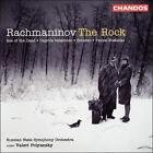 Rachmaninov: The Rock (CD, Aug-2003, Chandos)
