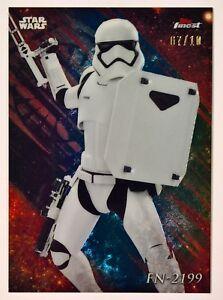 Star Wars Finest 2018 Base Card #59 Kylo Ren
