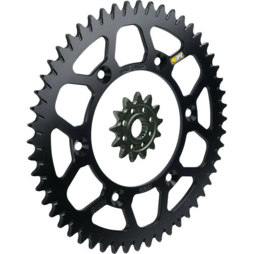 Pro Taper front /& rear sprocket kit for Yamaha WR450F YZ450F /& 1999-on YZ250