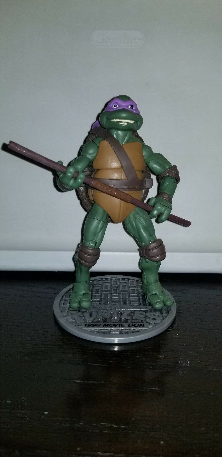 Teenage Mutant Ninja Turtles 1990 Movie 6  donatello Figure Classic