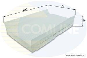 Comline-Cabin-Pollen-Interior-Air-Filter-EKF117-BRAND-NEW